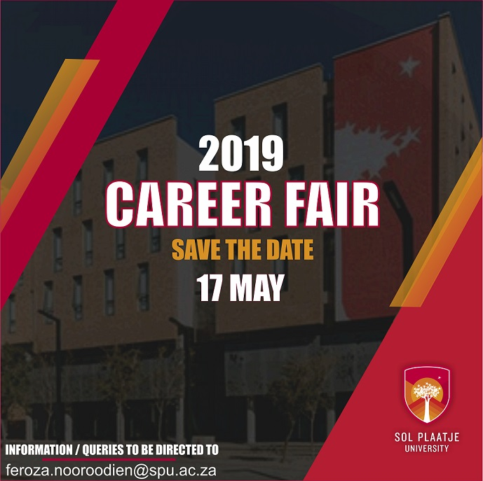 SPU career fair Save The Date
