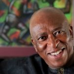 Zakes Mda's latest book launch for SPU