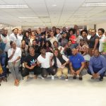 Inaugural intake for postgrad in public management