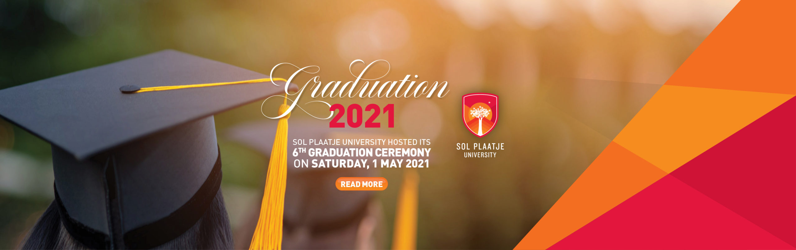 SPU hosted its 6th graduation ceremony
