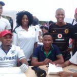Former SRC president flies flag for Northern Cape sport