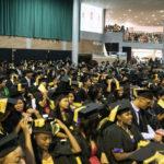 SPU's 5th graduation for 319 graduates