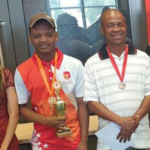 """SPU master chess champion: """"The game is a good analogy of life"""""""