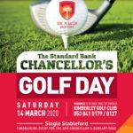 Chancellor's golf day