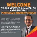 Welcome to SPU's 2nd Vice-Chancellor